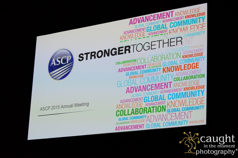 121 ASCP 2015 General Session on 10-29-15