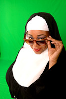 003 Sister Act Promotional Photography Musical Theatre West