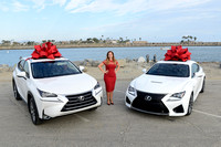 007 Bianca White of Lexus