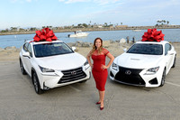 020 Bianca White of Lexus