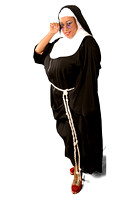 019 Sister Act Promotional Photography Musical Theatre West