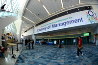 019 Academy of Management 2016 in Anaheim-Signage