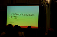 First Destinations Class of 2015