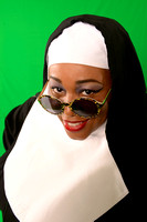 004 Sister Act Promotional Photography Musical Theatre West