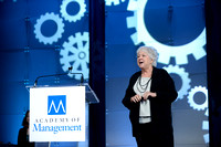 643 Academy of Management 2016 in Anaheim-Presidential Address & Awards