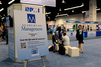 211 Academy of Management 2016 in Anaheim-Exhibit Hall