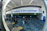 020 Academy of Management 2016 in Anaheim-Signage