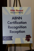 451 AANN 2017 Annual Meeting in Boston-Cert Reception