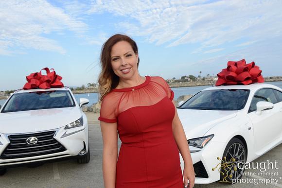 043 Bianca White of Lexus