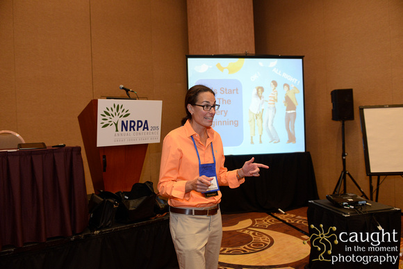 750 NRPA 2015 Education Sessions
