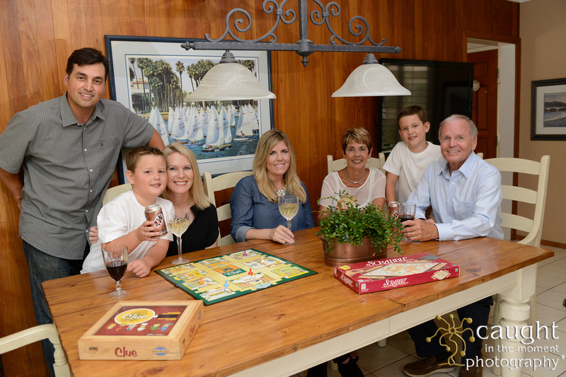 Long  Beach Family Portrait Photographer
