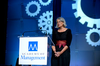 655 Academy of Management 2016 in Anaheim-Presidential Address & Awards