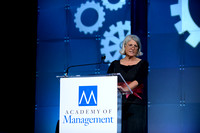 653 Academy of Management 2016 in Anaheim-Presidential Address & Awards