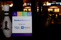 1123 AAE 2017 in New Orleans-Residents Reception